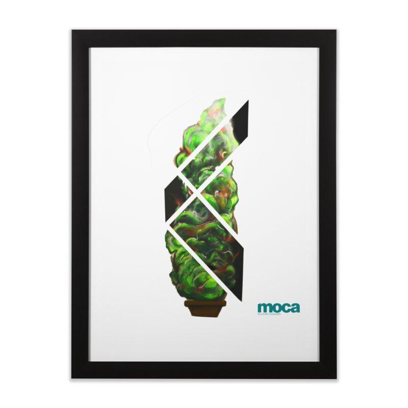 Pure Kreation Home Framed Fine Art Print by MOCAshop's Artist Shop