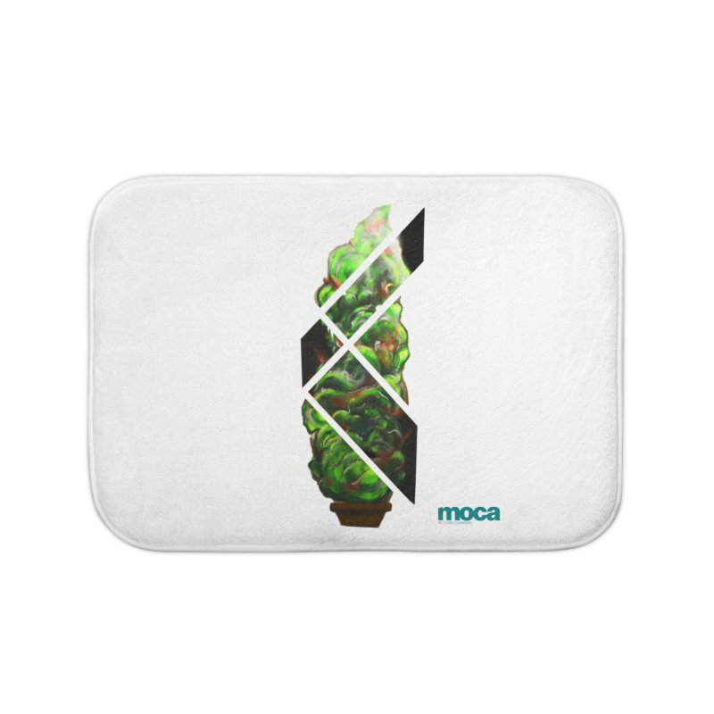 Pure Kreation Home Bath Mat by MOCAshop's Artist Shop