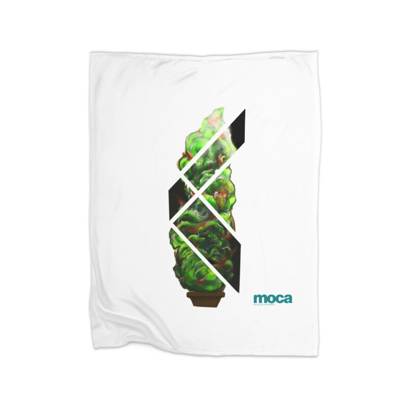 Pure Kreation Home Fleece Blanket Blanket by MOCA