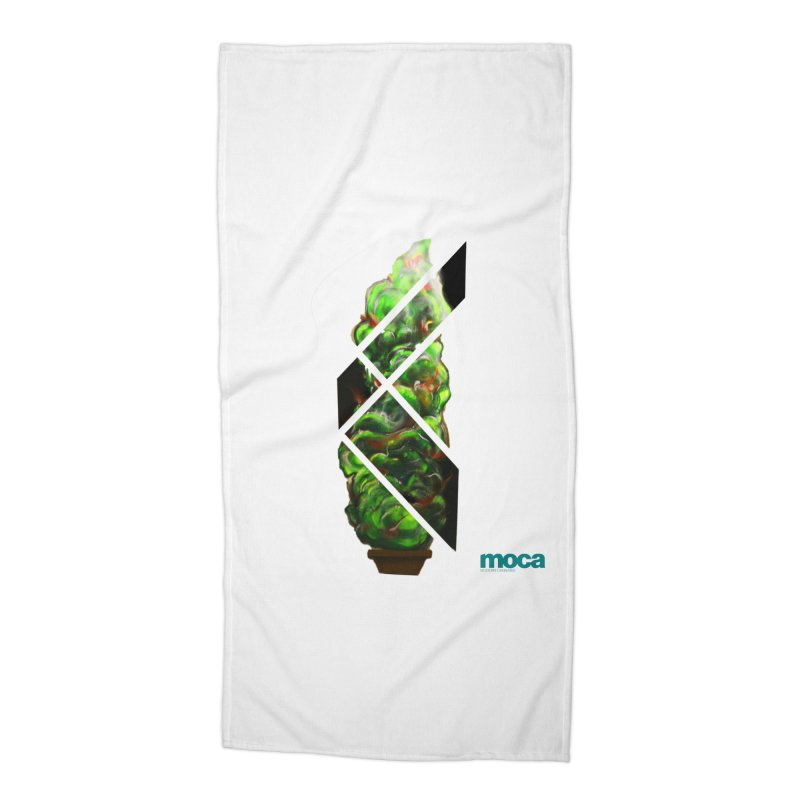Pure Kreation Accessories Beach Towel by MOCAshop's Artist Shop