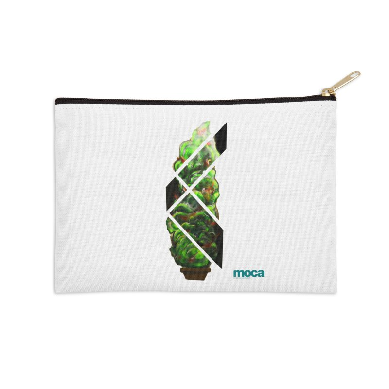 Pure Kreation Accessories Zip Pouch by MOCAshop's Artist Shop