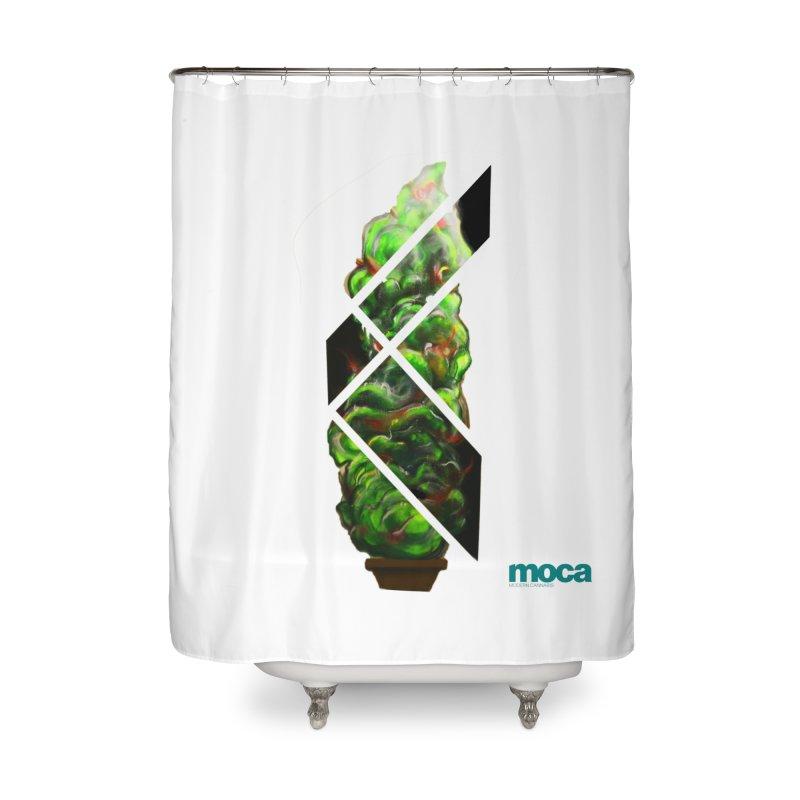 Pure Kreation Home Shower Curtain by MOCAshop's Artist Shop