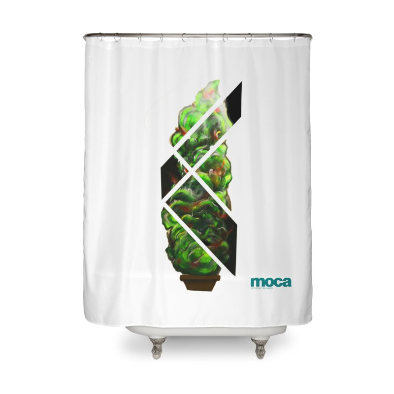 Pure Kreation Home Shower Curtain by MOCA