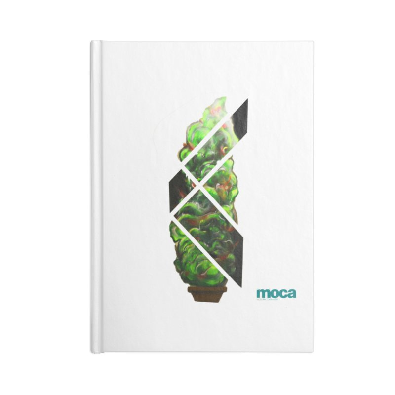 Pure Kreation Accessories Lined Journal Notebook by MOCA