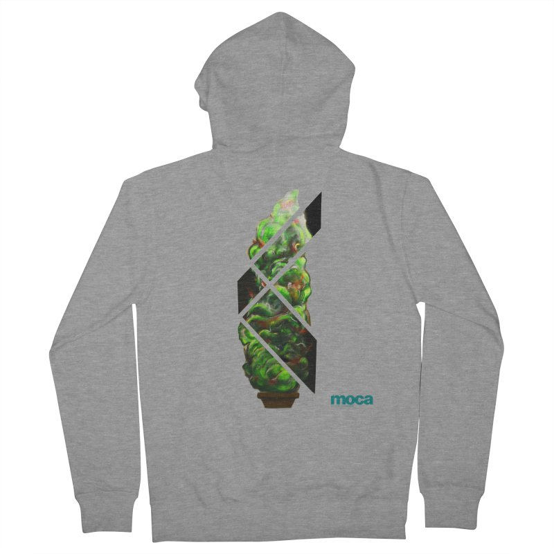 Pure Kreation Women's French Terry Zip-Up Hoody by MOCAshop's Artist Shop