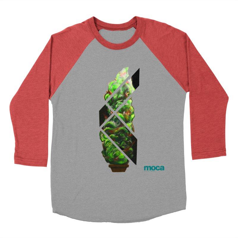 Pure Kreation Women's Baseball Triblend Longsleeve T-Shirt by MOCAshop's Artist Shop