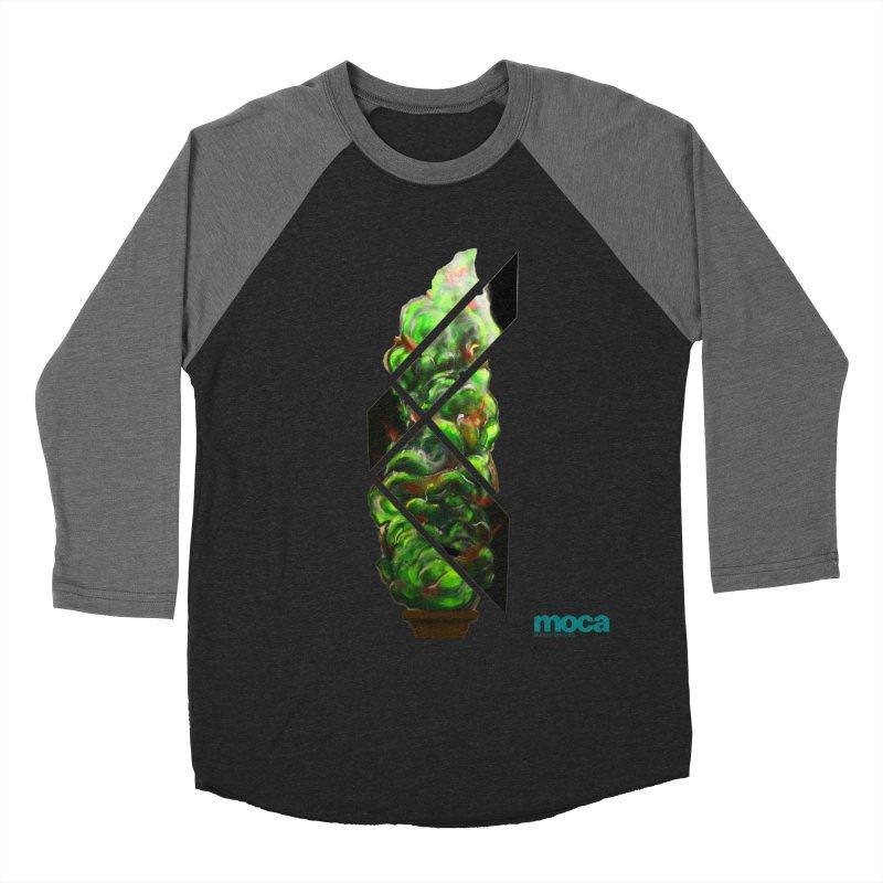 Pure Kreation Men's Baseball Triblend T-Shirt by MOCAshop's Artist Shop