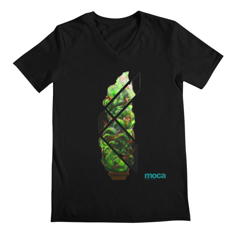 Pure Kreation Men's Regular V-Neck by MOCA
