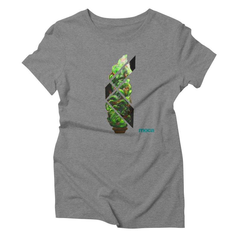 Pure Kreation Women's Triblend T-Shirt by MOCA