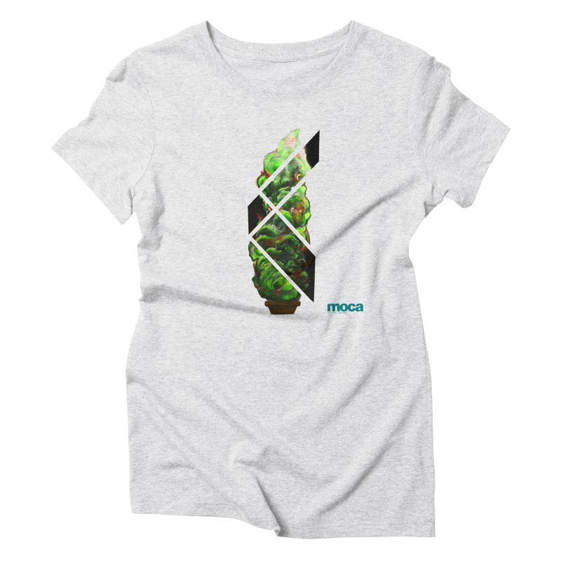 Pure Kreation Women's Triblend T-Shirt by MOCAshop's Artist Shop