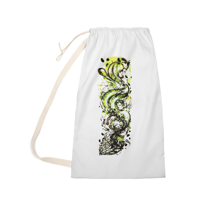 Revise Accessories Laundry Bag Bag by MOCA