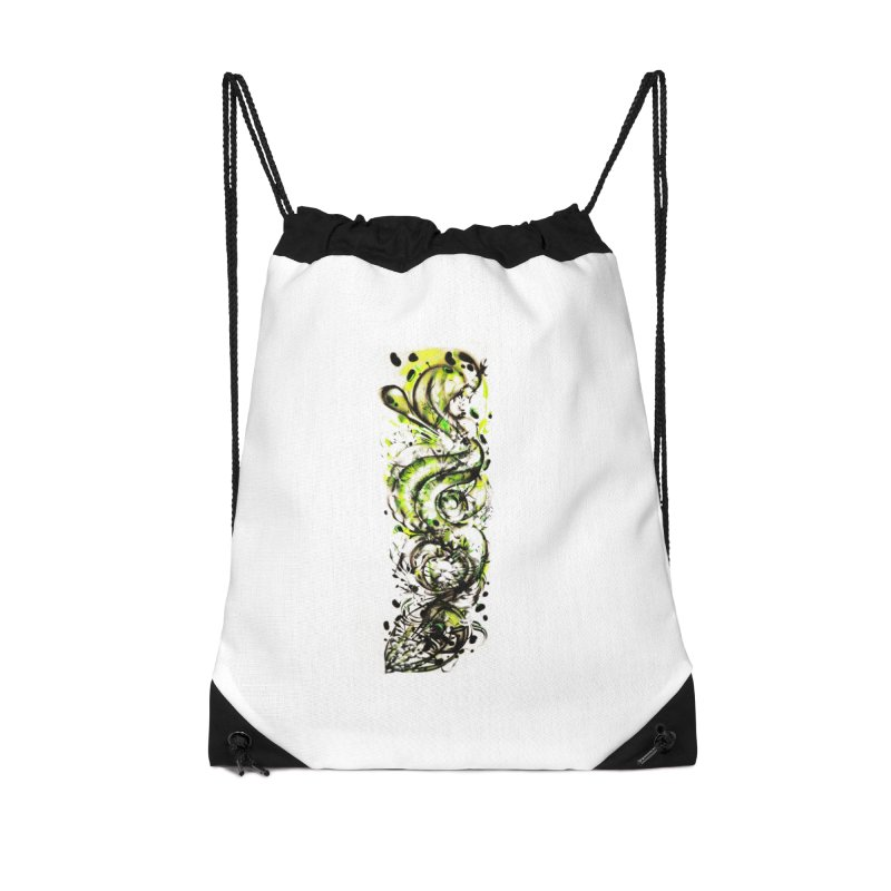 Revise Accessories Drawstring Bag Bag by MOCA