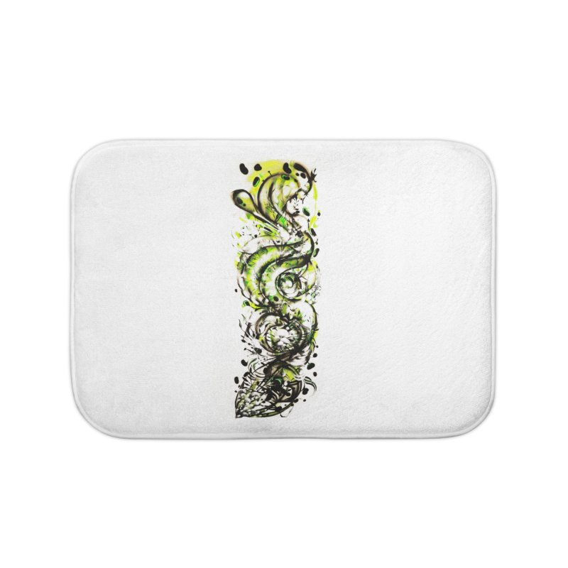 Revise Home Bath Mat by MOCAshop's Artist Shop