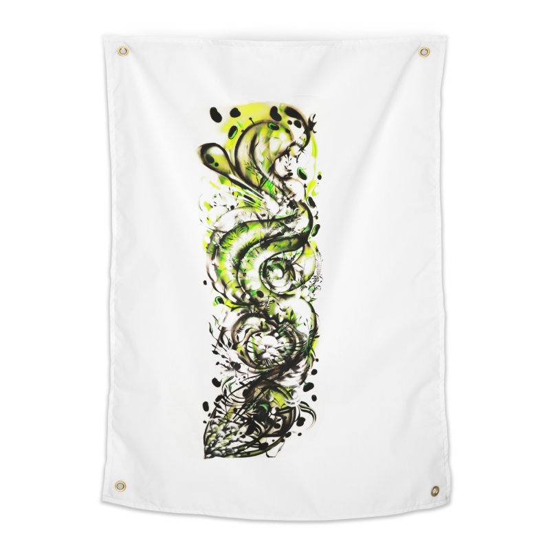 Revise Home Tapestry by MOCAshop's Artist Shop