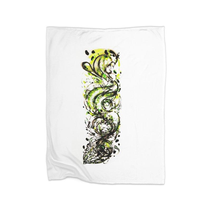 Revise Home Blanket by MOCAshop's Artist Shop