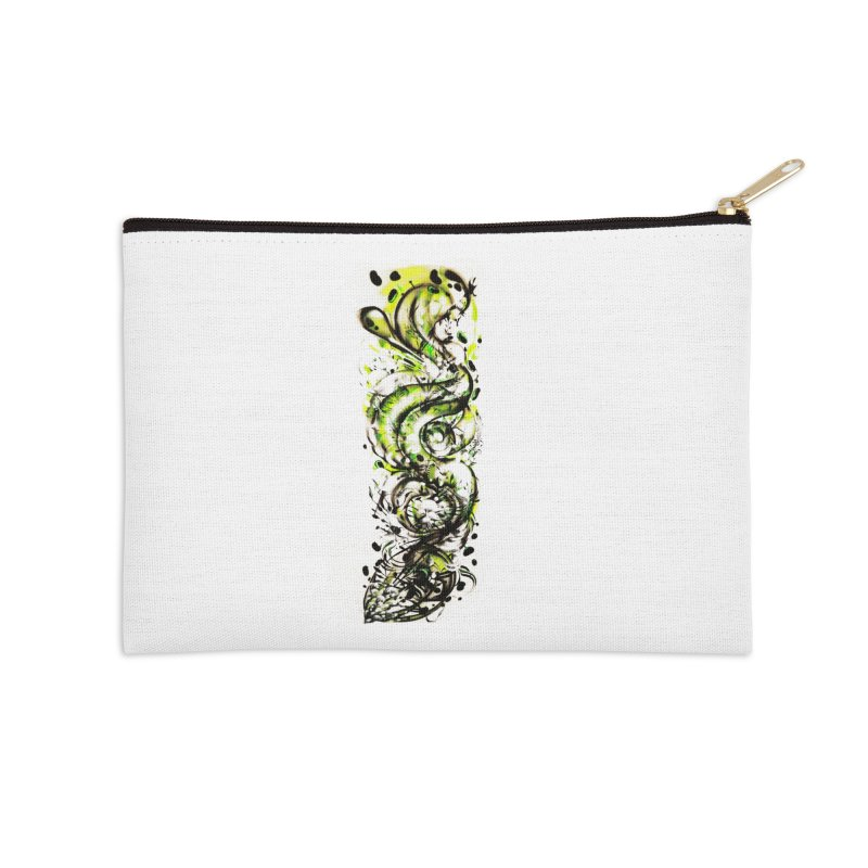 Revise Accessories Zip Pouch by MOCAshop's Artist Shop