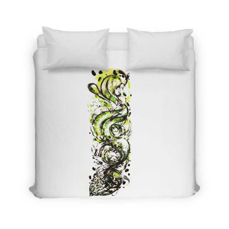 Revise Home Duvet by MOCAshop's Artist Shop