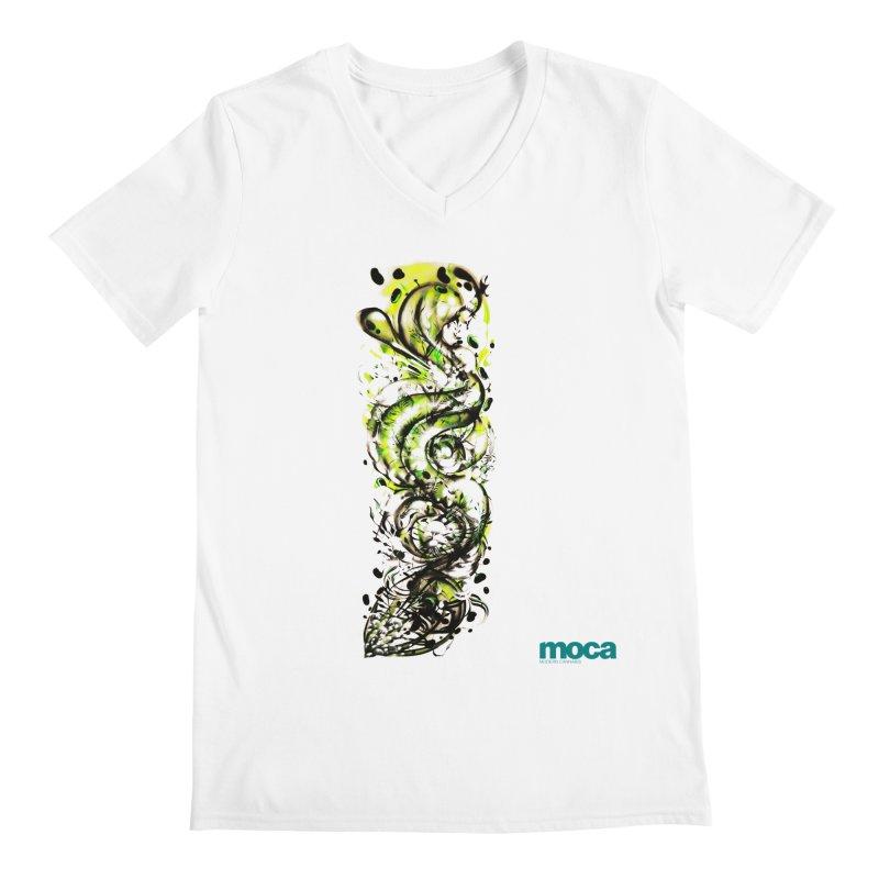 Revise Men's V-Neck by MOCA