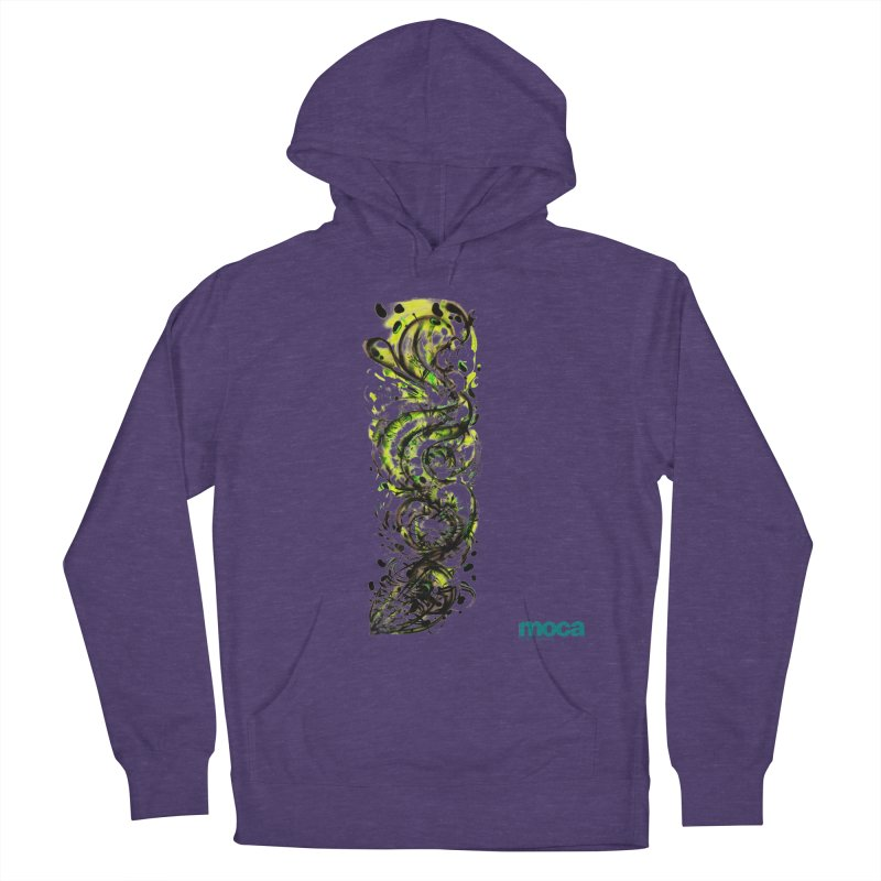 Revise Women's French Terry Pullover Hoody by MOCAshop's Artist Shop