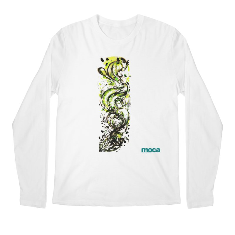 Revise Men's Regular Longsleeve T-Shirt by MOCA