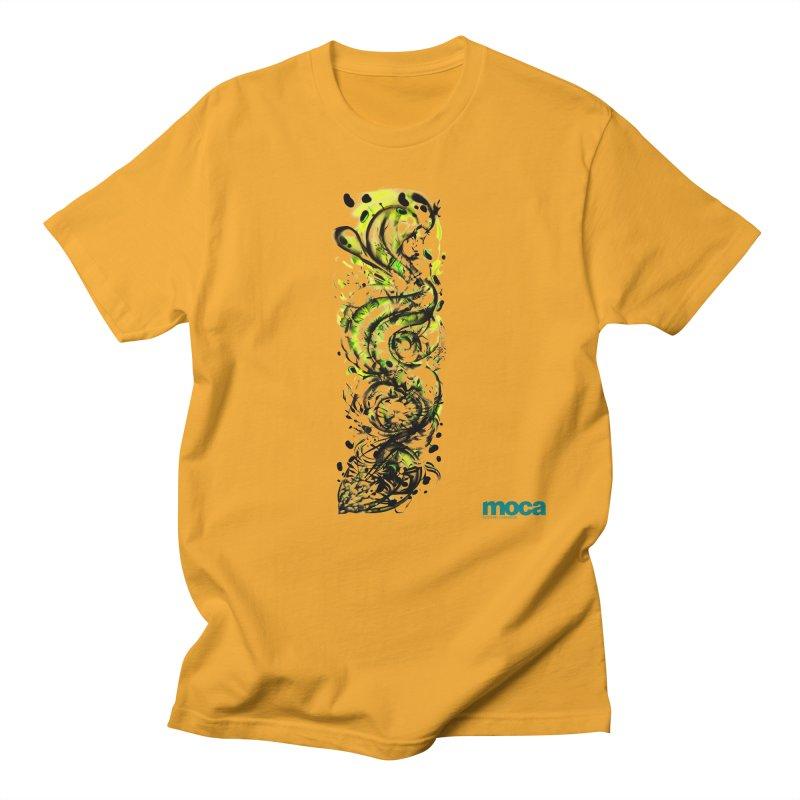 Revise Men's Regular T-Shirt by MOCA