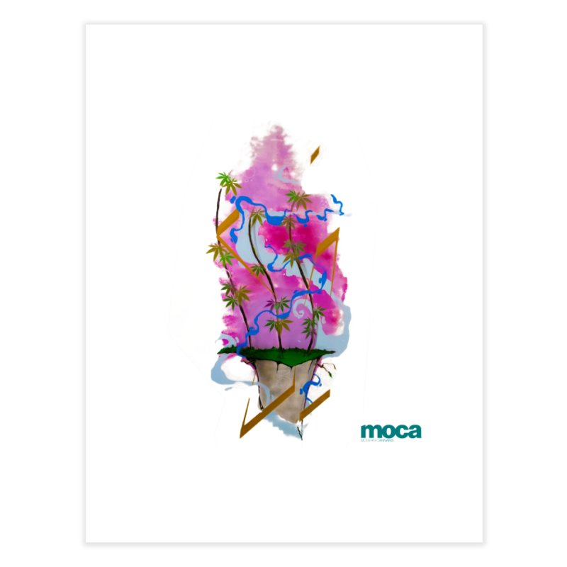 Rome Won Home Fine Art Print by MOCA
