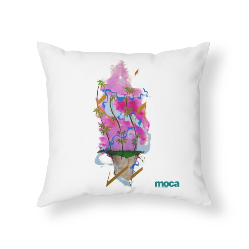 Rome Won Home Throw Pillow by MOCAshop's Artist Shop