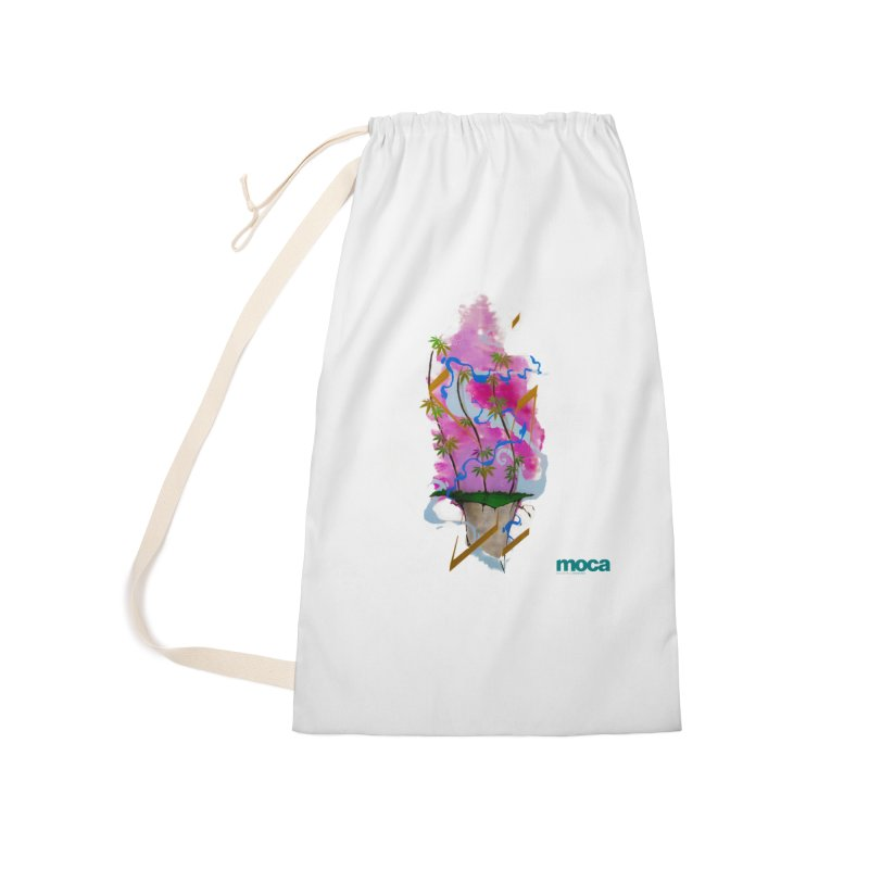 Rome Won Accessories Laundry Bag Bag by MOCA