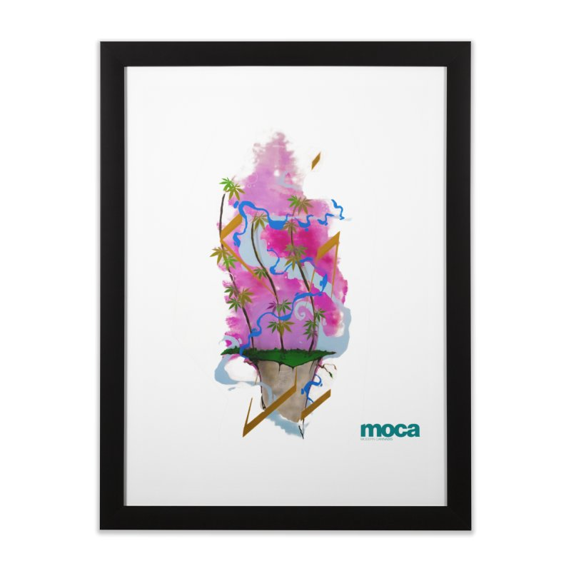 Rome Won Home Framed Fine Art Print by MOCA