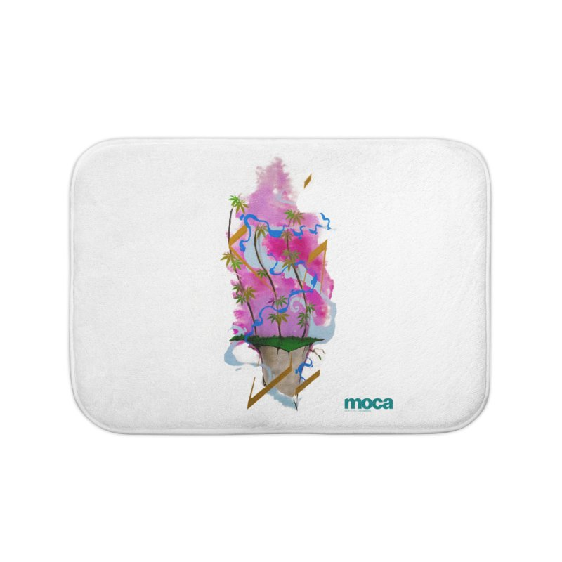Rome Won Home Bath Mat by MOCAshop's Artist Shop