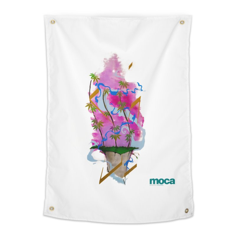 Rome Won Home Tapestry by MOCAshop's Artist Shop