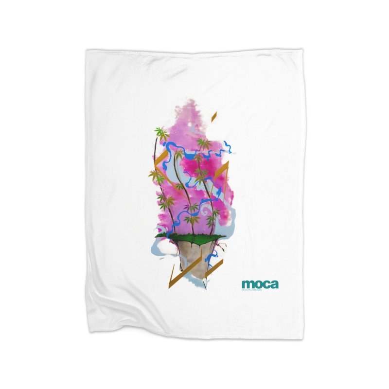 Rome Won Home Fleece Blanket Blanket by MOCA