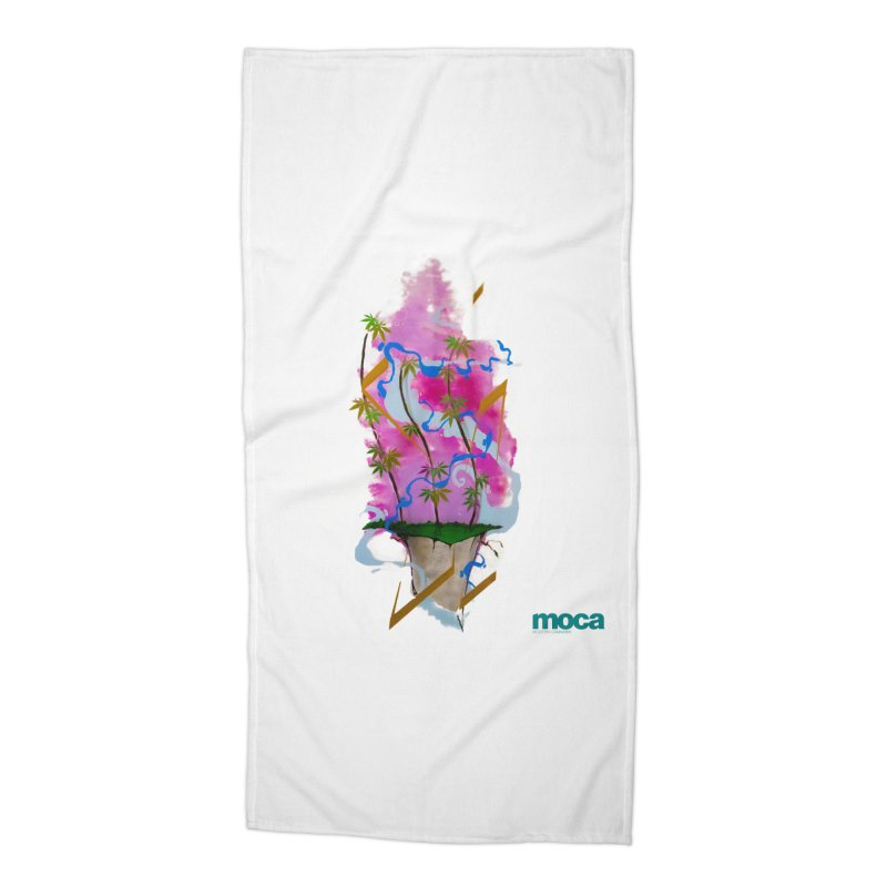 Rome Won Accessories Beach Towel by MOCAshop's Artist Shop