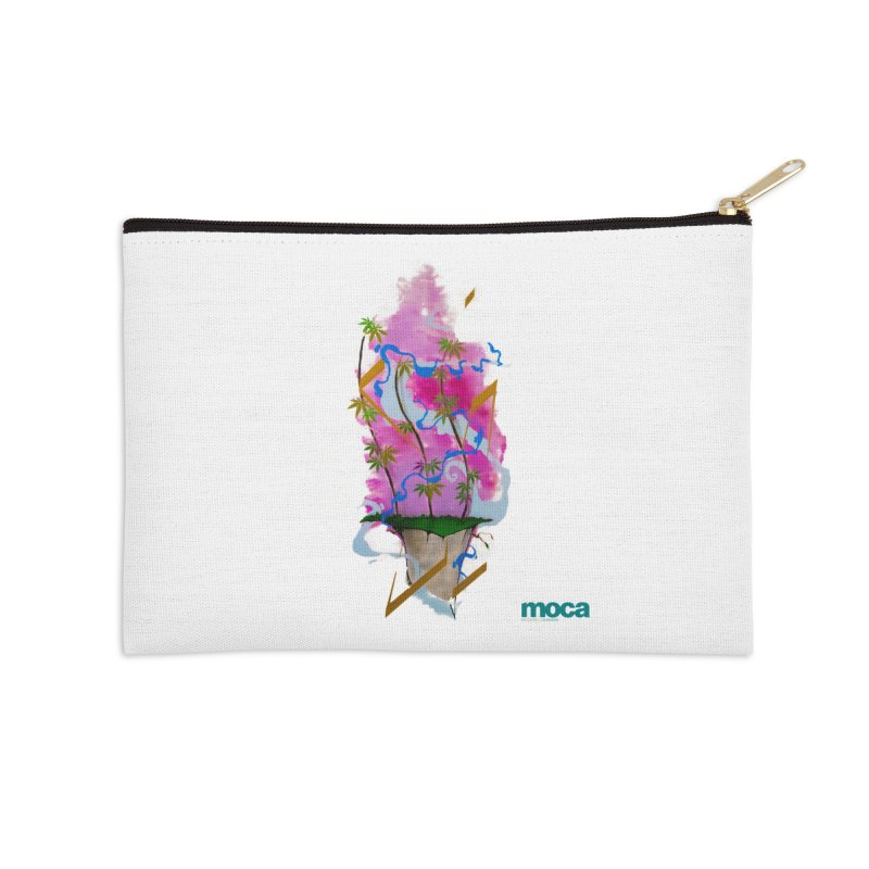 Rome Won Accessories Zip Pouch by MOCAshop's Artist Shop