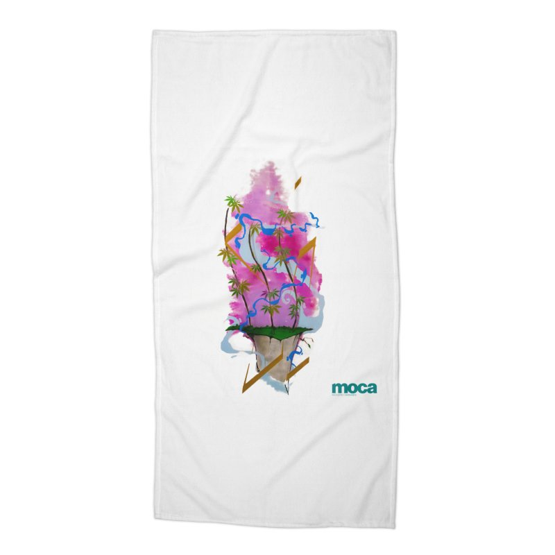 Rome Won Accessories Beach Towel by MOCA