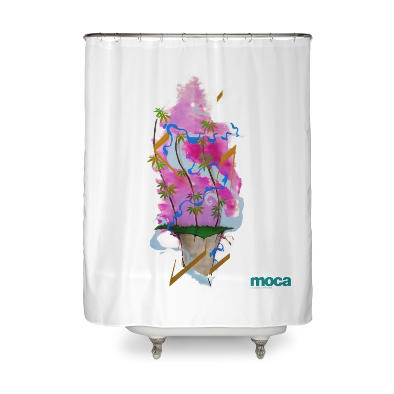 Rome Won Home Shower Curtain by MOCAshop's Artist Shop