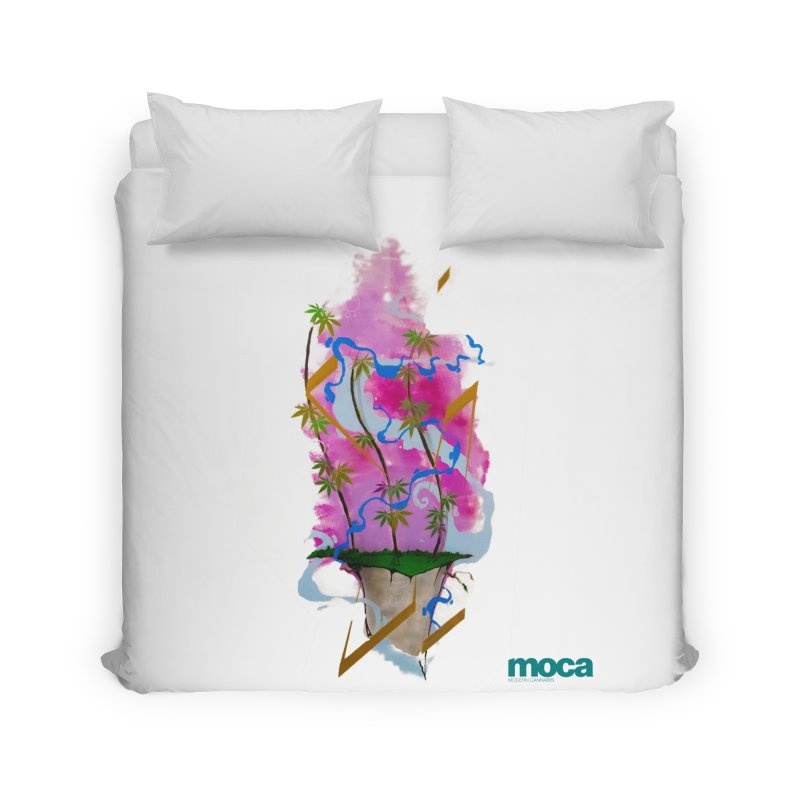 Rome Won Home Duvet by MOCAshop's Artist Shop