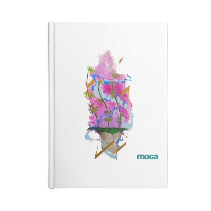 Rome Won Accessories Lined Journal Notebook by MOCA
