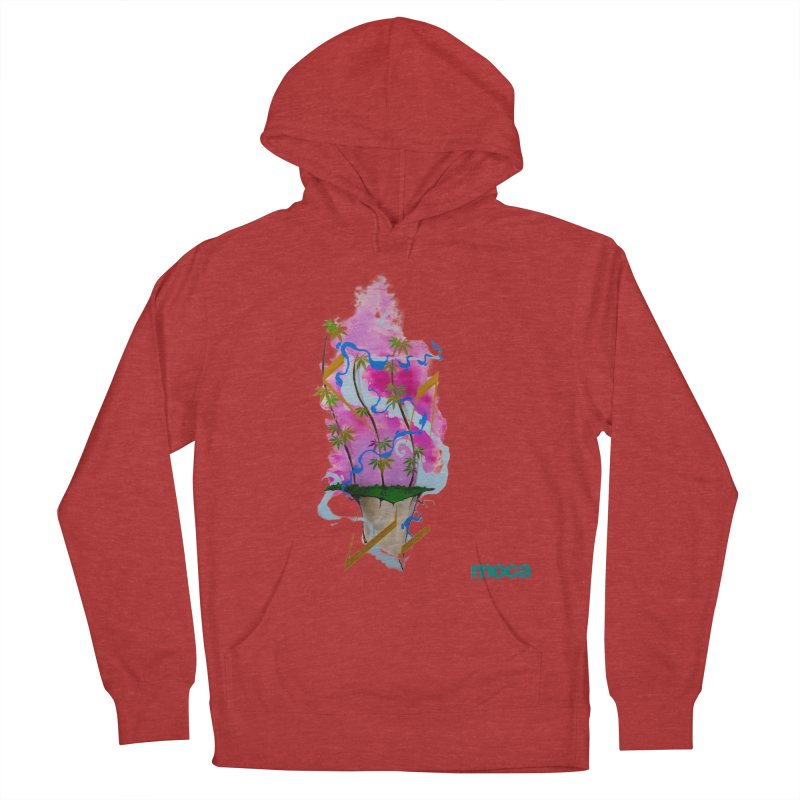 Rome Won Men's French Terry Pullover Hoody by MOCA