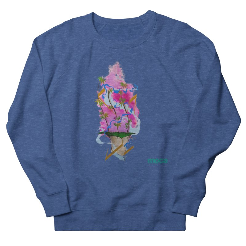 Rome Won Women's French Terry Sweatshirt by MOCAshop's Artist Shop