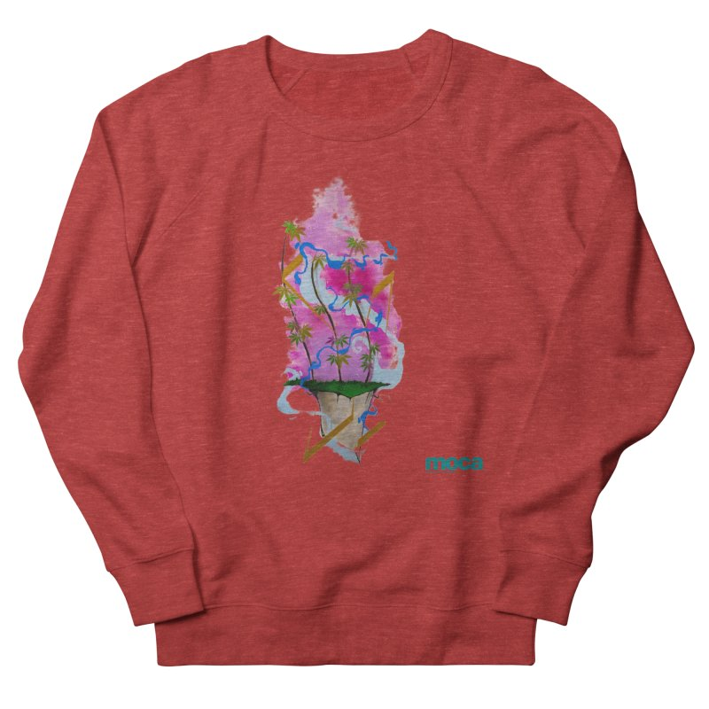 Rome Won Men's French Terry Sweatshirt by MOCAshop's Artist Shop
