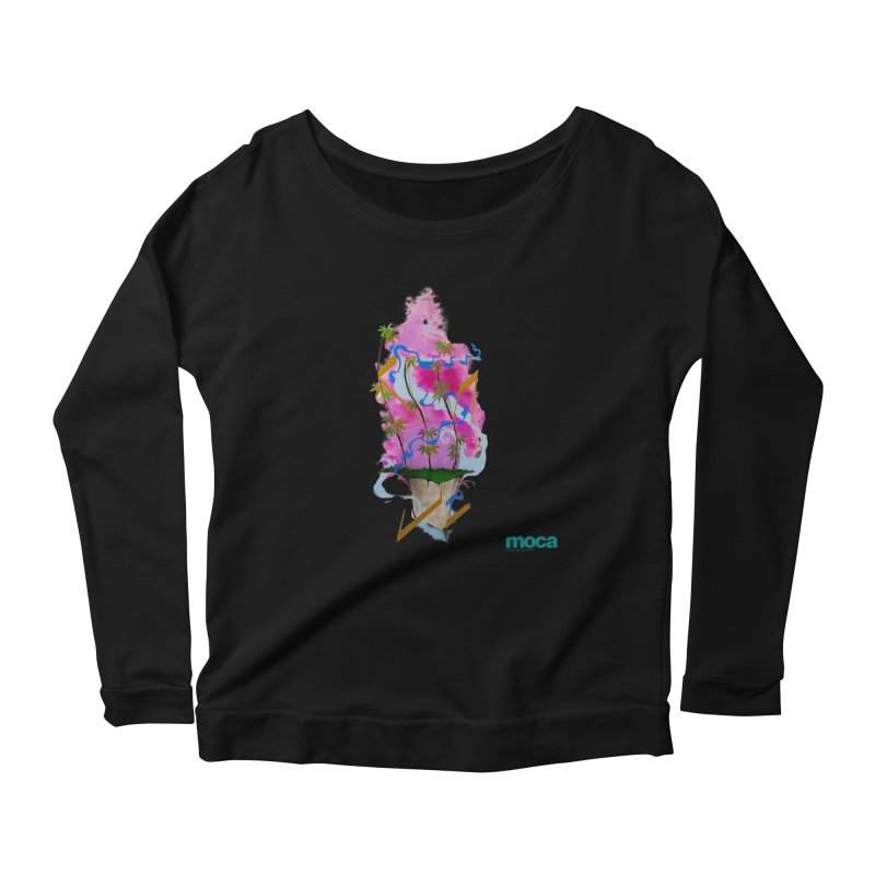 Rome Won Women's Scoop Neck Longsleeve T-Shirt by MOCAshop's Artist Shop