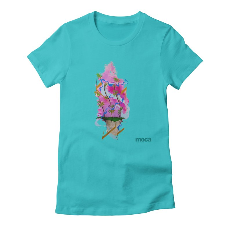 Rome Won Women's Fitted T-Shirt by MOCA