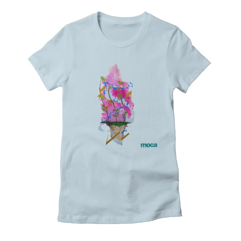 Rome Won Women's Fitted T-Shirt by MOCAshop's Artist Shop