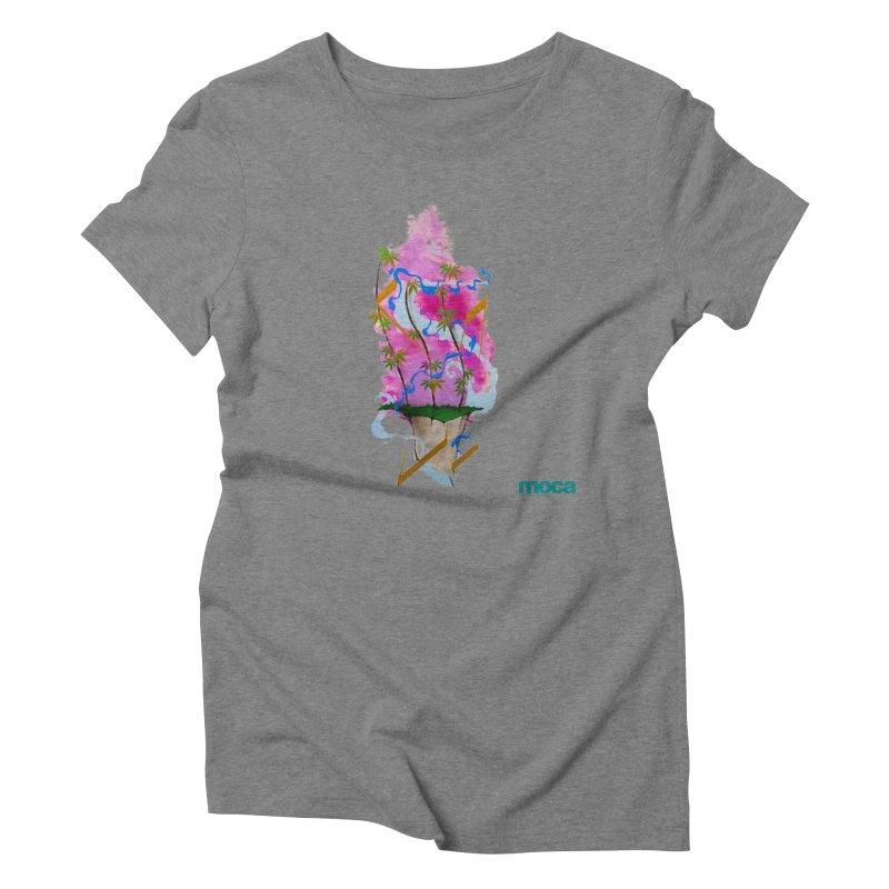 Rome Won Women's Triblend T-Shirt by MOCAshop's Artist Shop