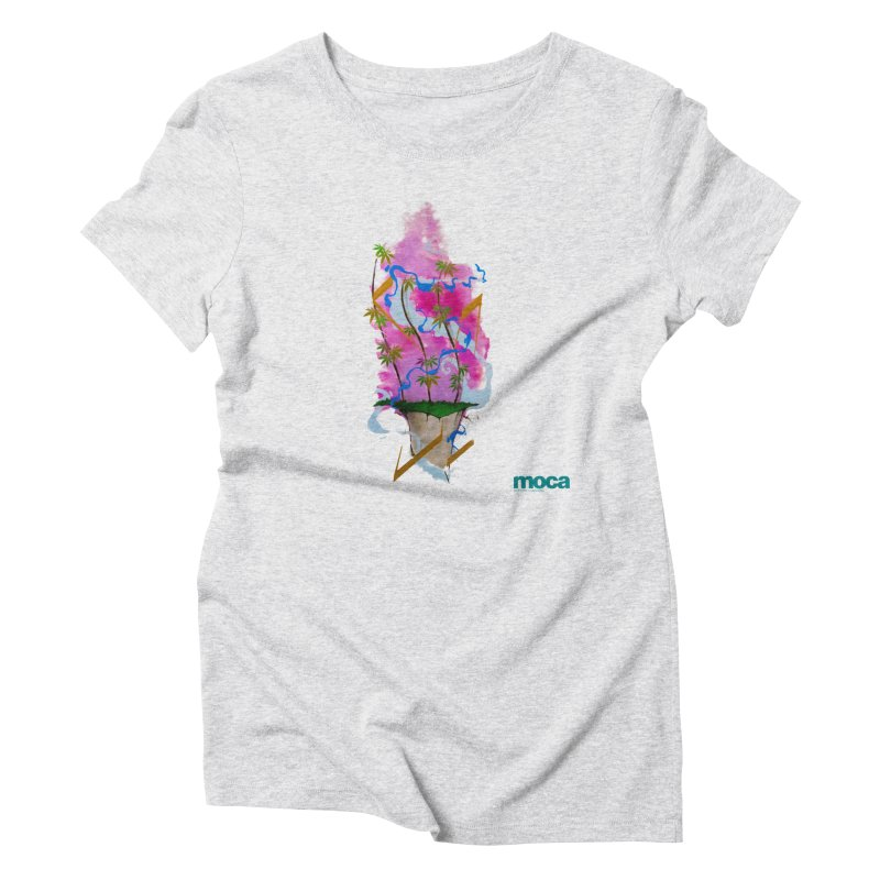 Rome Won Women's Triblend T-Shirt by MOCAshop's Artist Shop