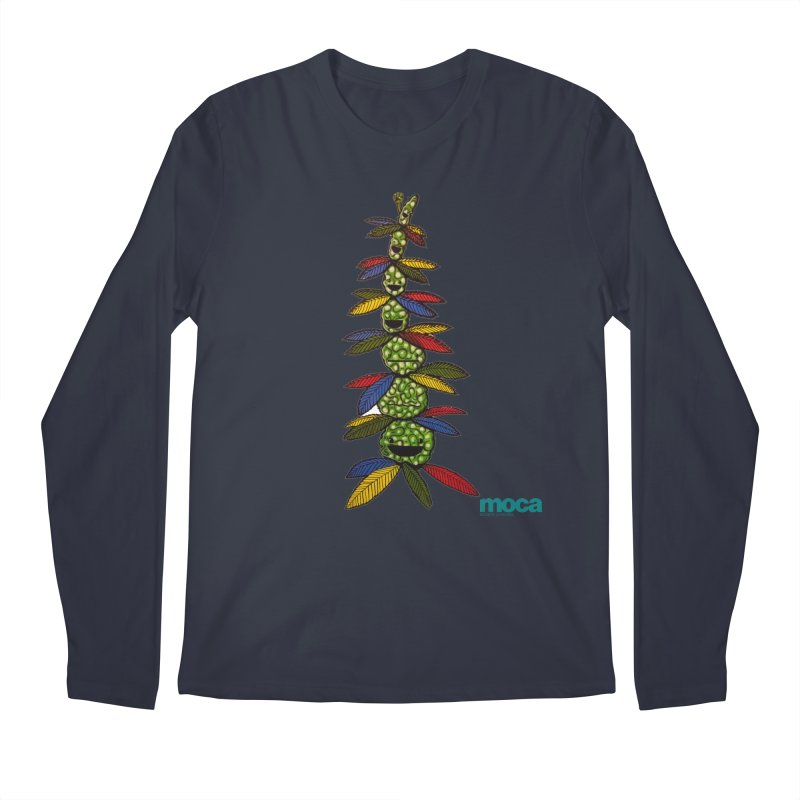 Shawnimal Men's Longsleeve T-Shirt by MOCA