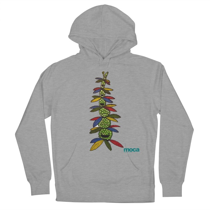 Shawnimal Women's French Terry Pullover Hoody by MOCAshop's Artist Shop