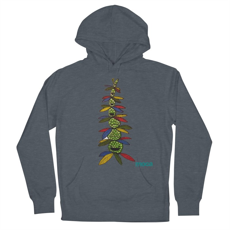 Shawnimal Men's French Terry Pullover Hoody by MOCAshop's Artist Shop