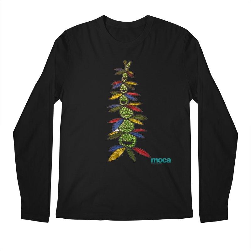 Shawnimal Men's Regular Longsleeve T-Shirt by MOCAshop's Artist Shop